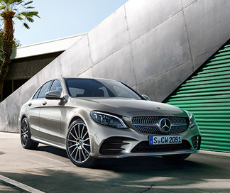 Oferta Mercedes Clase C 200 d Berlina con Mercedes-Benz Alternative