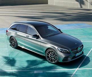Oferta Mercedes Clase C 200 d Estate con Mercedes-Benz Alternative