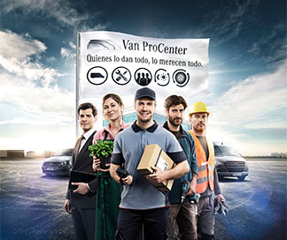 Van ProCenter Mercedes-Benz